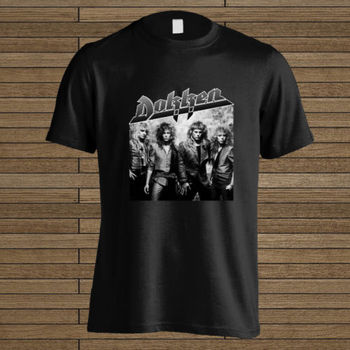 Gildan Sıcak Don dokken lynch george metal Unisex Yeni T-Shirt