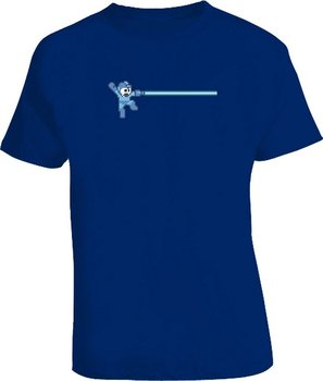 Gildan Mega Man Retro Video Oyunu T Shirt