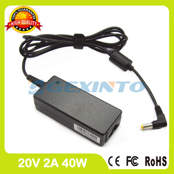 20 V 2A 40 W laptop ac adaptör şarj için PA-1400-12LC Advent 4211 4211B 4211C 4212 4213 4214 4214ES 4480DVD 4489 4490 ECS G10